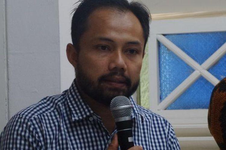 Koordinator Divisi Korupsi Politik ICW Donal Fariz