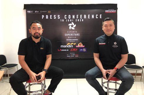 72 Bintang Sepak Bola Indonesia Ikut Turnamen Mobile Legends dan PUBG