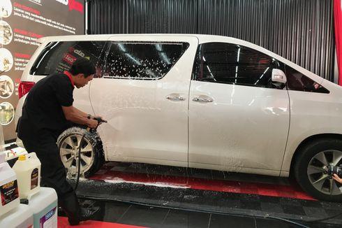 Ini Hal yang Harus Dihindari saat Mencuci Mobil Sendiri