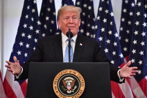 Trump Sebut Bank Sentral Amerika Ancaman Terbesarnya