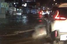 Sungai Meluap Usai Hujan Deras, Sejumlah Wilayah di Depok Sempat Terendam Banjir