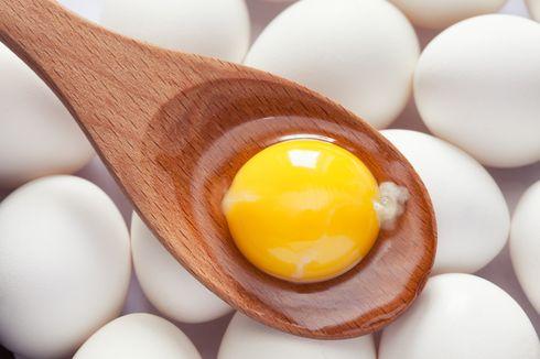 Ahli Gizi: Jangan Pisahkan Kuning Telur dari Putihnya