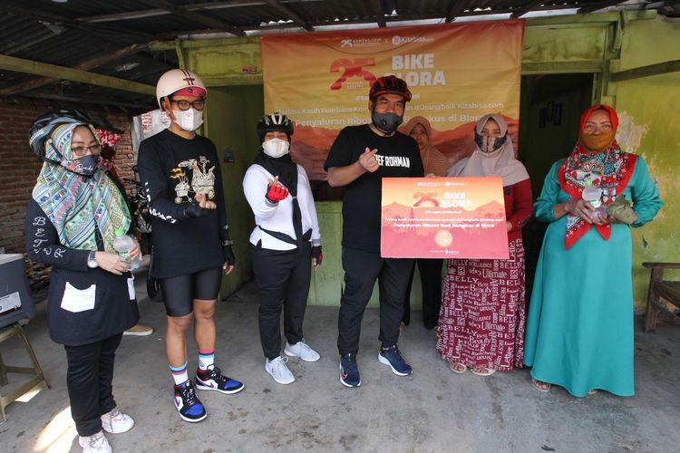#MelihatHarapan Bike Blora 2021.