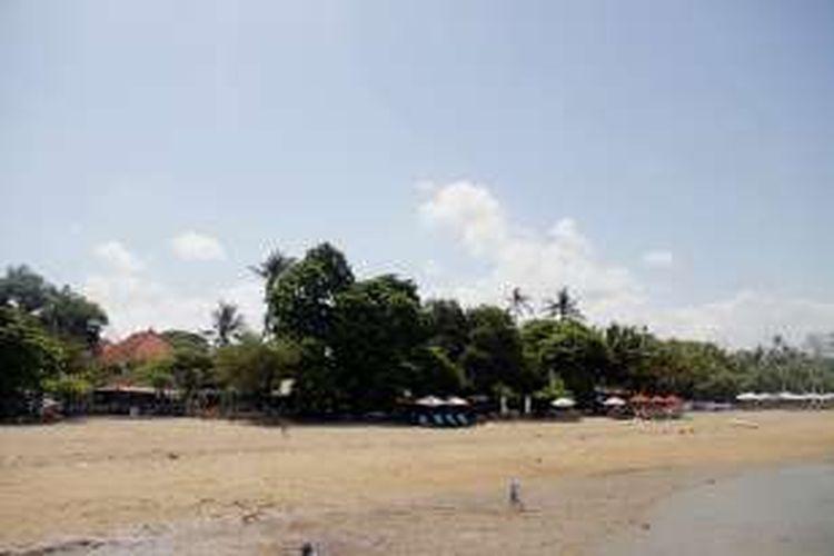 Bosan Ke Pantai Kuta Coba Main Ke Pantai Sindhu Di Sanur Bali