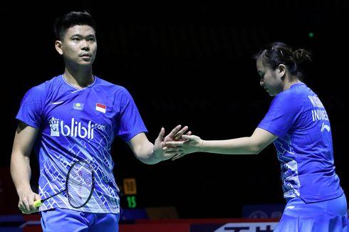 Fuzhou China Open 2019, Kelelahan Bukan Alasan Praveen/Melati Tersingkir