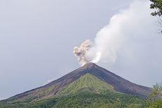 Status Siaga, Guguran Lava Gunung Karangetang Meluncur hingga 1,5 Km