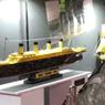 Tercipta, Replika Kapal Titanic Berbahan Ambar Terbesar di Dunia