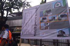 Eks Rumah Dinas PT KAI di Cihampelas Bakal Dibangun Masjid