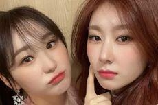 Kedekatan Kakak Beradik Lee Chae Yeon IZ*ONE dan Lee Chae Ryeong ITZY