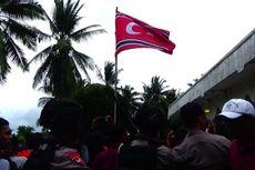 Ulang Tahun GAM, Bendera Bulan Bintang Sempat Berkibar di Lhokseumawe