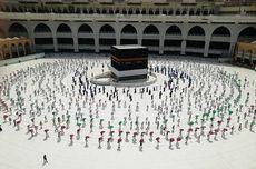 Arab Saudi Mempertimbangkan Ibadah Haji Tahun Ini Tanpa Jemaah Luar Negeri Lagi