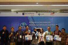 Sejumlah Sekolah, Guru dan Kepala Sekolah Raih Penghargaan Yayasan Pendidikan Astra