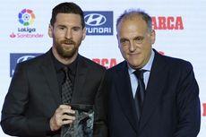 Presiden La Liga Tegaskan Tidak Berperang Melawan Lionel Messi
