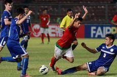Gol Dinan Bawa Timnas U-19 Taklukkan Semen Padang U-21