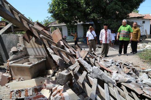 Menaker Minta Penyaluran Bantuan Gempa Sampai ke Pelosok Lombok