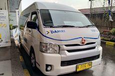 State-owned transport operator Damri serves Jakarta-Bandung Routes