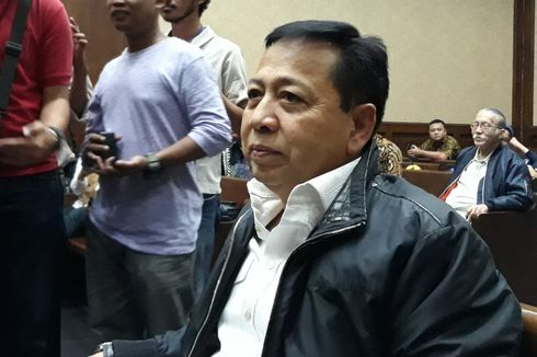 KPK Panggil Setya Novanto Sebagai Saksi Tersangka Markus Nari