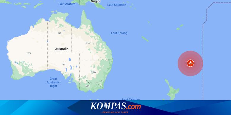 8 Fakta Tsunami Selandia Baru, Dipicu Gempa M 8,1
