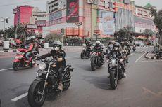 Kesadaran Mulai Menurun, Komunitas Honda Rebel Bagikan 10.000 Masker