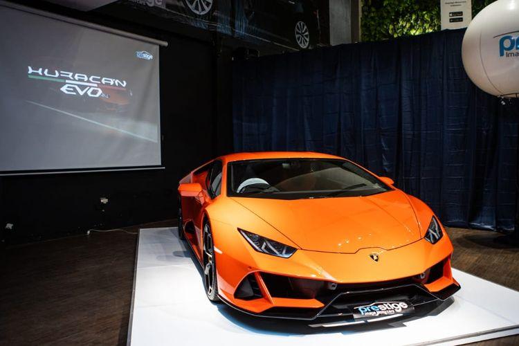 Prestige Motorcars hadirkan Lamborghini Huracan EVO AWD