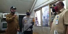 Wali Kota Madiun Minta Pembeli yang Tidak Pakai Masker di Pasar Jangan Dilayani