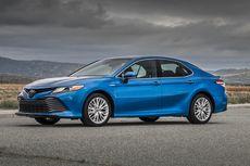 Toyota Segarkan Camry di AS, Varian Hybrid Turun Harga