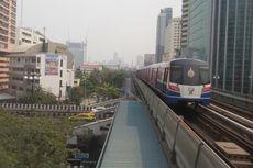 Jakarta Baru Rencanakan Transportasi Berbasis Rel, Bangkok Sudah Punya Segalanya