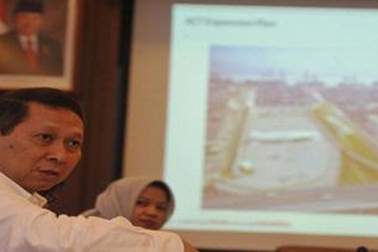 Direktur Utama Pelindo II RJ Lino
