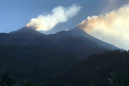 Status Gunung Karangetang Menjadi Darurat Transisi, 159 Jiwa Masih Mengungsi