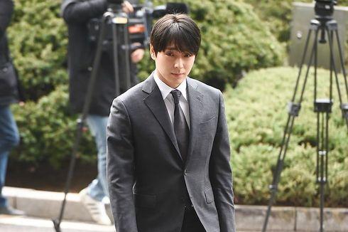 Divonis 5 Tahun Penjara, Choi Jong Hoon Ajukan Banding