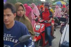 Pedagang Pasar Kemiri Kembangan Utara Diminta Patuhi Imbauan Kurangi Aktivitas