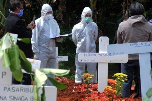 Usai Pandemi, Jenazah Covid-19 yang Telah Dimakamkan Bisa Dipindahkan