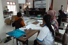 Capai Syarat Dukungan, Suryanto-Erfa Daftar Bakal Calon Bupati Kendal Lewat Jalur Independen