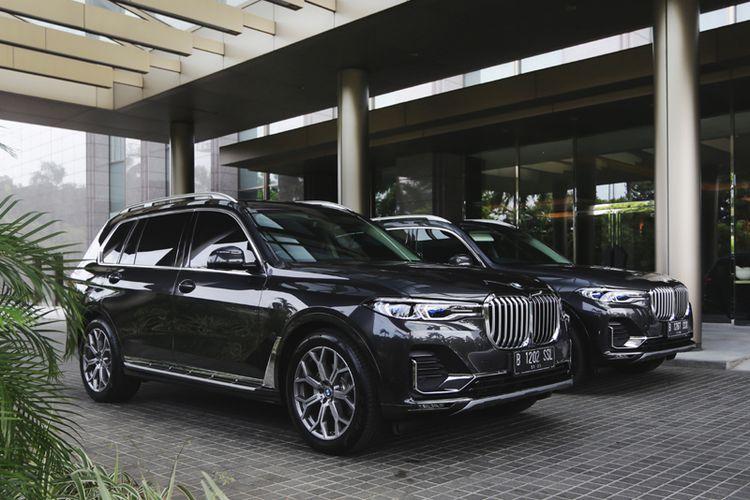 BMW X7 pemain baru SUV Mewh Kegemaran para sultan