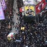 Demo Hong Kong Diajukan Raih Nobel Perdamaian