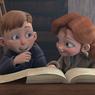 Sinopsis Angela's Christmas Wish, Film Animasi Keluarga Bertema Natal, Tayang Hari Ini di Netflix