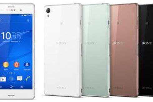 Kesan Pertama Menjajal Sony Xperia Z3
