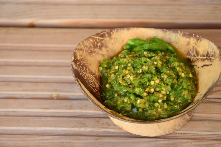 Ilustrasi sambal