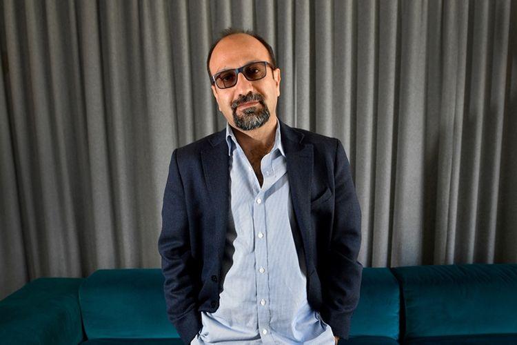 Sutradara Iran Asghar Farhadi.