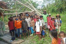 Kemensos Santuni Keluarga Korban Meninggal Akibat Kelaparan di Pulau Seram