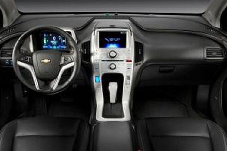 Sistem audio pada Chevrolet Volt 2013