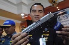 Keluarkan Senjata di Sekolah, Pegawai Dishub DKI Ditangkap