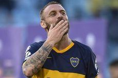 De Rossi Sebut Hasrat Sepak Bola Argentina seperti di Italia