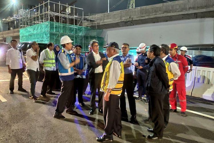 Jalan Tol Layang Japek rencananya bakal dibuka sebelum 20 Desember 2019