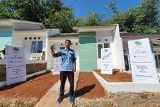 Berjasa terhadap Penanganan Pandemi, Petugas Kebersihan IGD Ini Dapat Hadiah Rumah