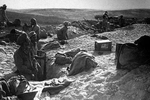 Kisah Perang Arab-Israel I, Awal Mula Israel Menyerang Palestina