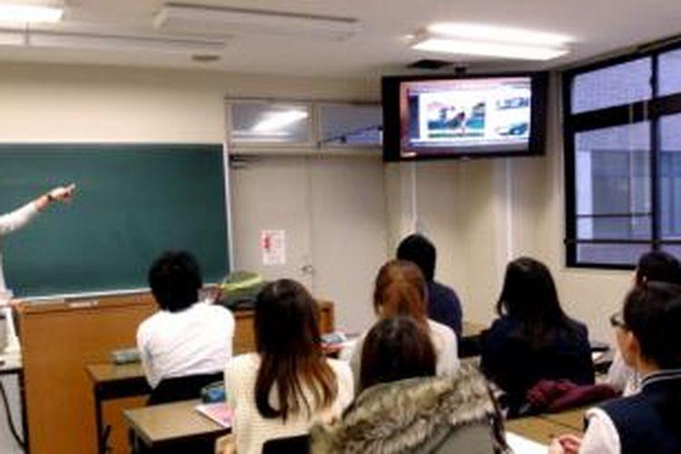 Ritsumeikan University terpilih oleh Departemen Pendidikan dan Kebudayaan Jepang masuk dalam universitas kelompok Global 30 di Jepang.