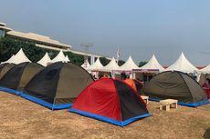 Kisaran Harga Sepatu Gunung di IIOutFest 2019