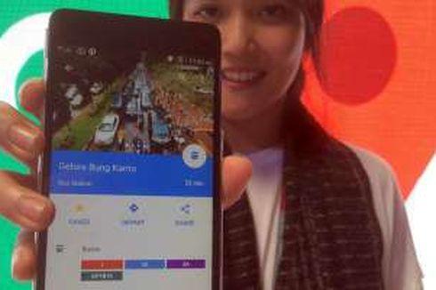Mulai Hari Ini, Google Maps Beri Tahu Waktu Kedatangan Bus TransJakarta