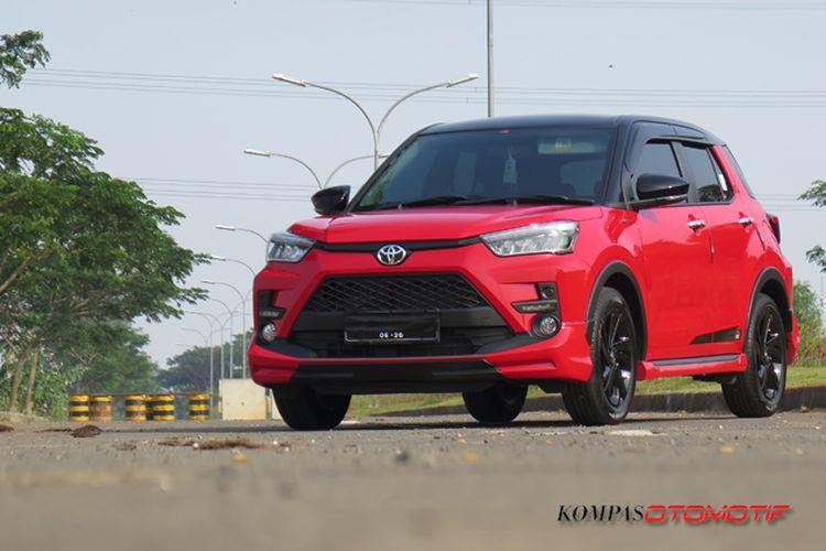 Toyota Raize GR Sport Two Tone Non-TSS